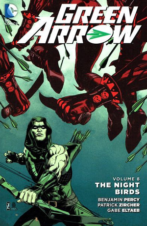 Green Arrow (The New 52) Volume 8: The Night Birds