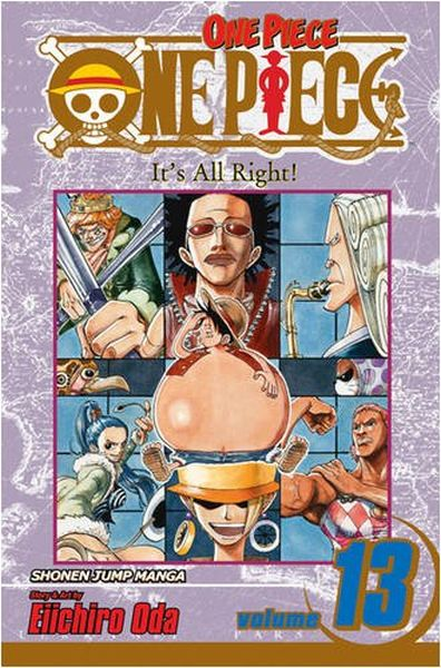 One Piece Volume 13