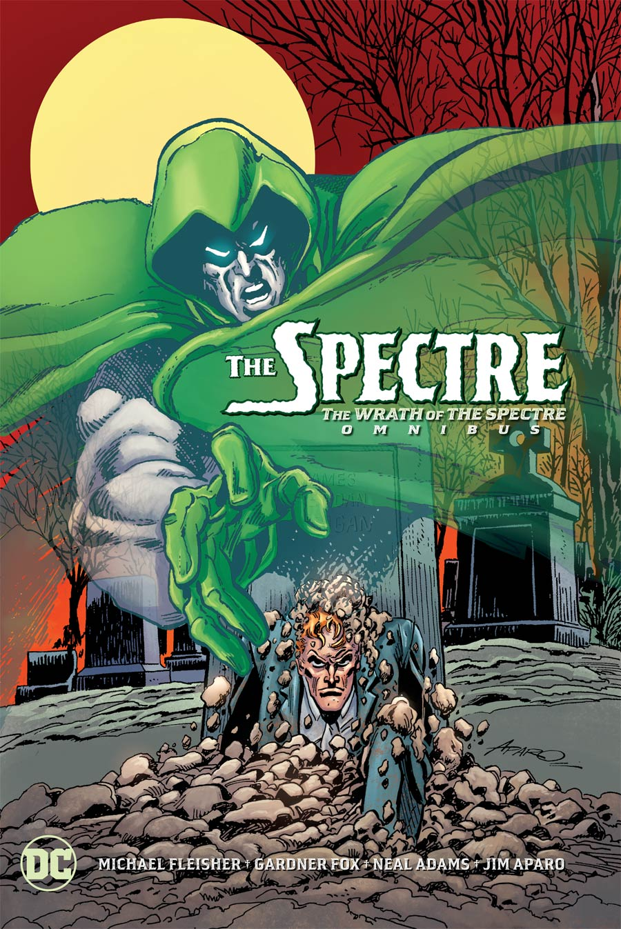 Spectre: The Wrath of the Spectre Omnibus HC