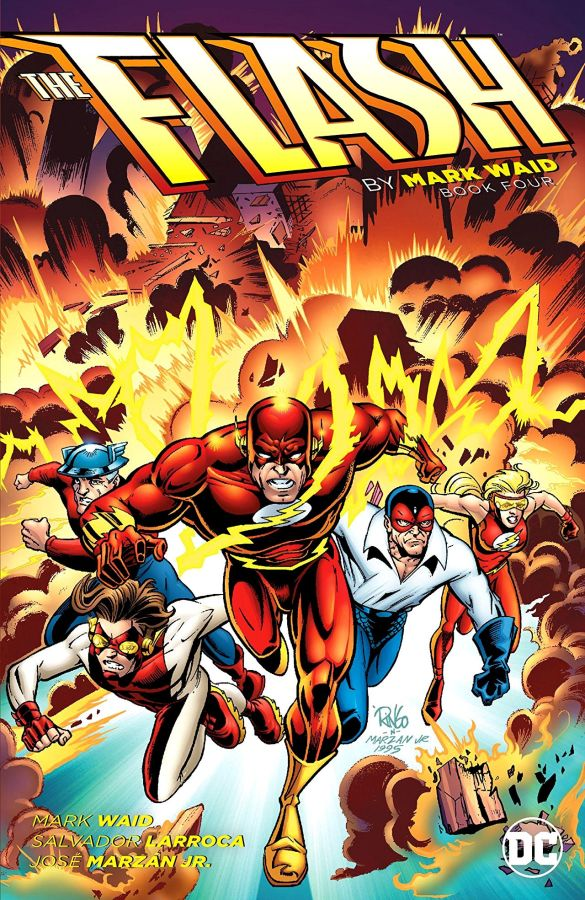 Flash by Mark Waid Book 4