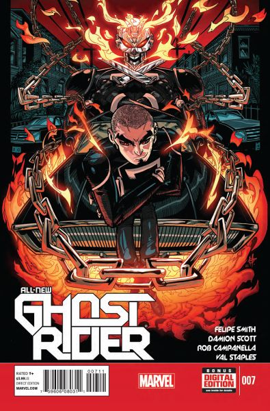 All-New Ghost Rider (2014) #07