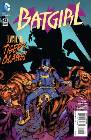 Batgirl (The New 52) #43