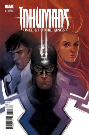 Inhumans Once & Future #1 PN