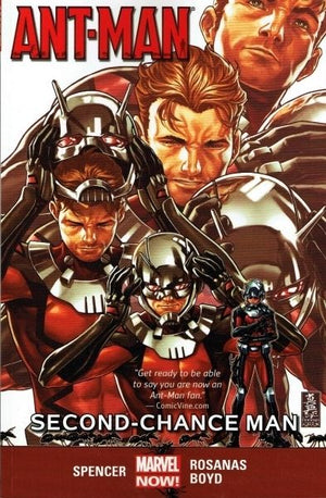 Ant-Man (2015) Volume 1: Second Chance Man