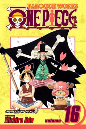 One Piece Volume 16