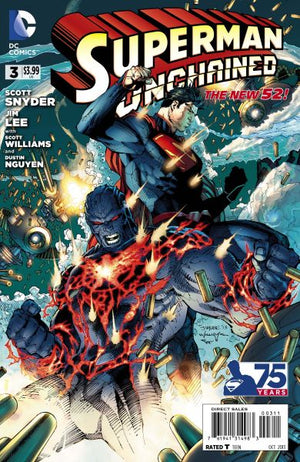 Superman: Unchained #3 (of 9)