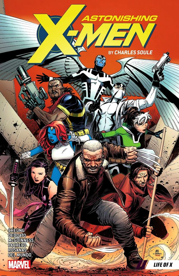 Astonishing X-Men (2017) by Charles Soule Volume 1: Life of X