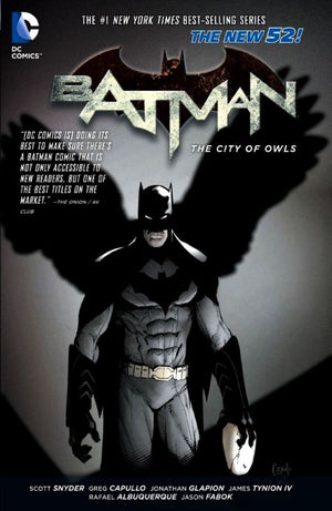 Batman (The New 52) Volume 02: The City of Owls