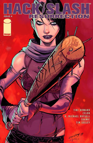 Hack / Slash: Resurrection #04 Tim Seeley Cover