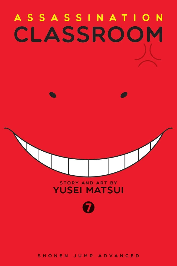 Assassination Classroom Volume 07