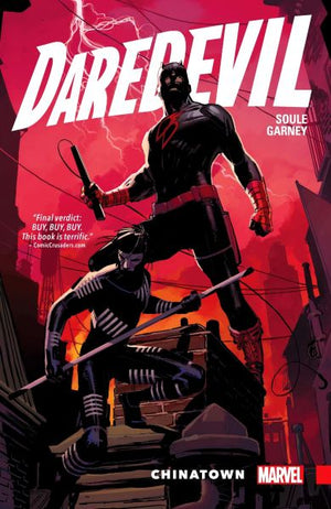 Daredevil (2015) Back in Black Volume 1: Chinatown