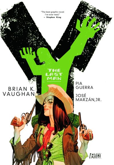 Y The Last Man - The Deluxe Edition Book 3 HC