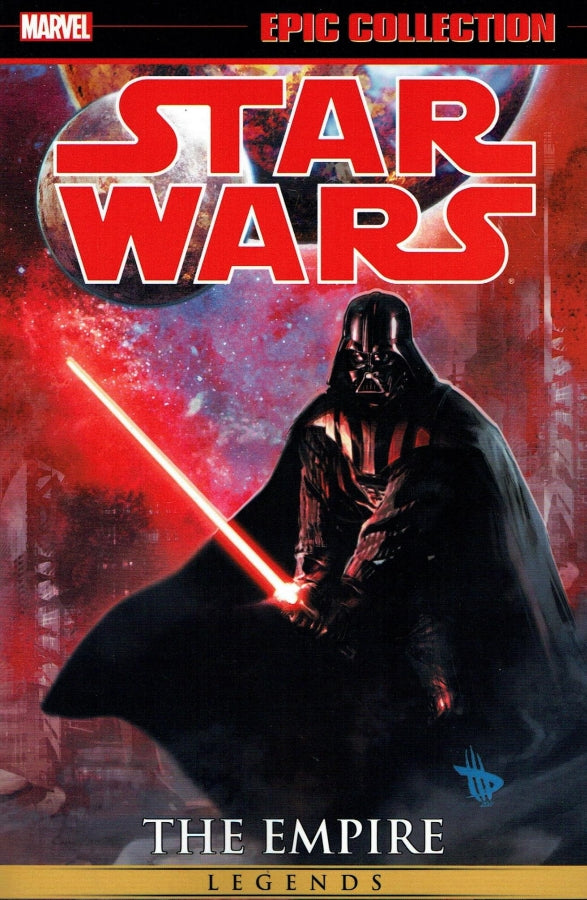 Star Wars Legends: The Empire Volume 2 (Epic Collection)