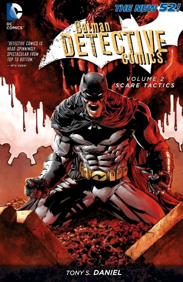 Batman - Detective Comics (The New 52) Volume 2: Scare Tactics