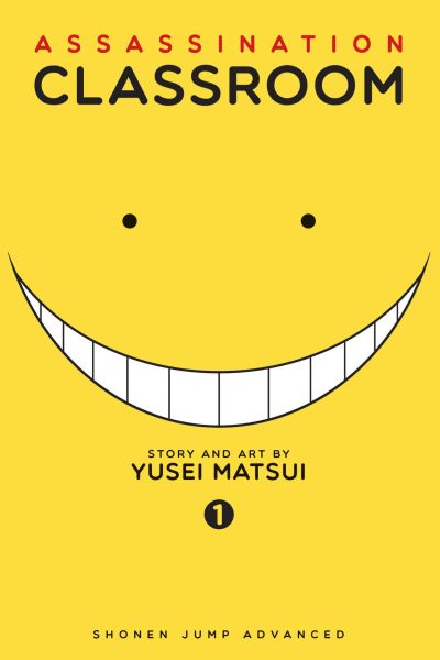 Assassination Classroom Volume 01