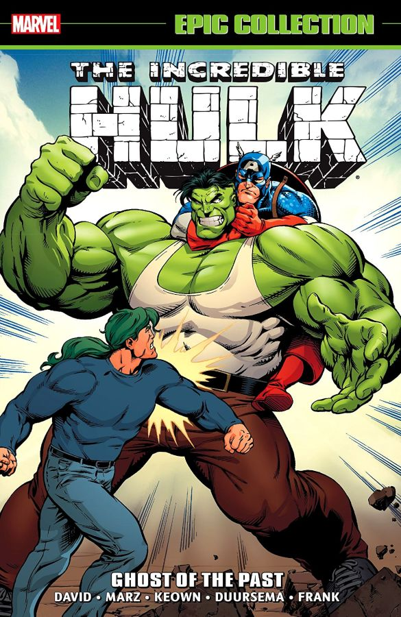 Incredible Hulk: Ghost of the Past (Epic Collection)