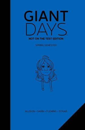 Giant Days - Not On the Test Edition Book 2 HC
