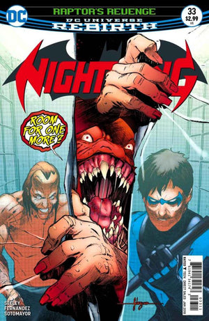 Nightwing (DC Universe Rebirth) #33