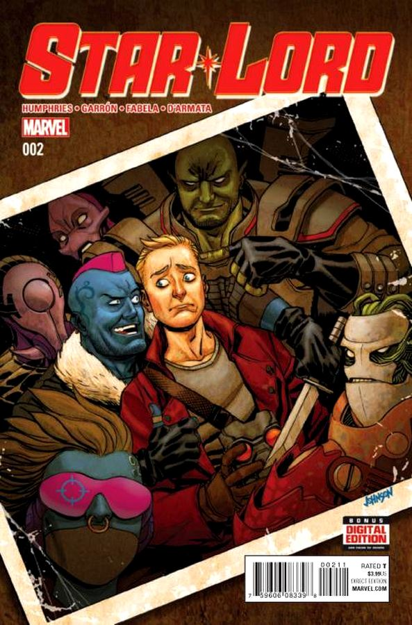 Star-Lord (2015) #02