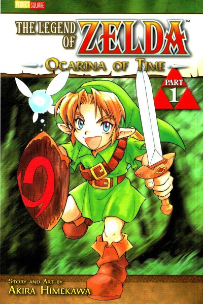 Legend of Zelda: Ocarina of Time Volume 01