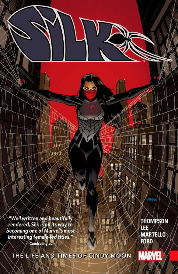 Silk (2015a) Volume 0: The Life and Times of Cindy Moon