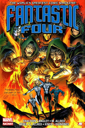 Fantastic Four by Fraction HC
