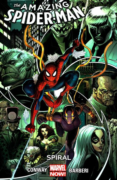 Amazing Spider-Man (2014) Volume 5: Spiral