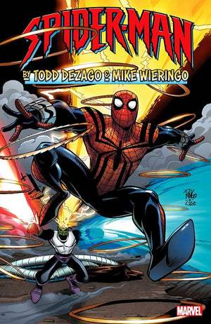 Spider-Man by Todd Dezago Volume 1