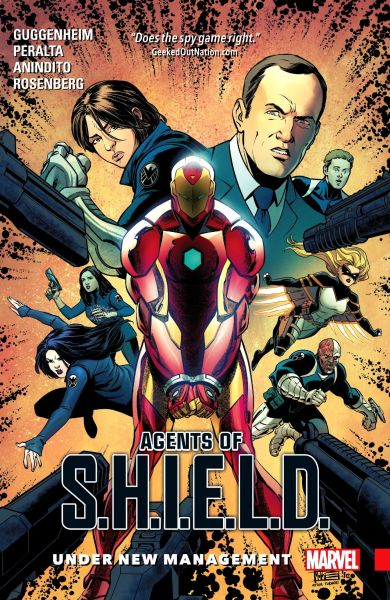 Agents of S.H.I.E.L.D. (2016) Volume 2: Under New Management