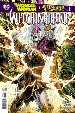 Wonder Woman & Justice League Dark: The Witching Hour (2018) #1 (One-Shot)