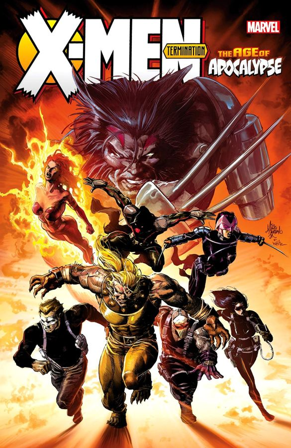 X-Men: The Age of Apocalypse - Termination