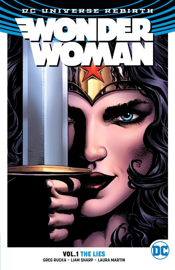 Wonder Woman (DC Universe Rebirth) Volume 1: The Lies