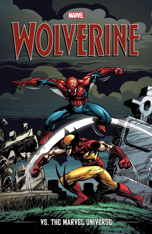 Wolverine Vs The Marvel Universe