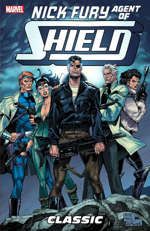 Nick Fury, Agent of S.H.I.E.L.D. Classic Volume 1