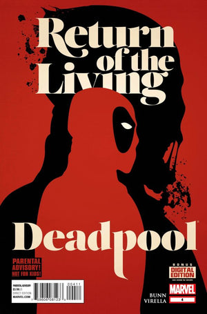 Return of the Living Deadpool #4
