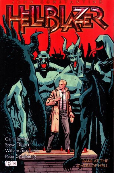 Hellblazer Volume 08: Rake at the Gates of Hell
