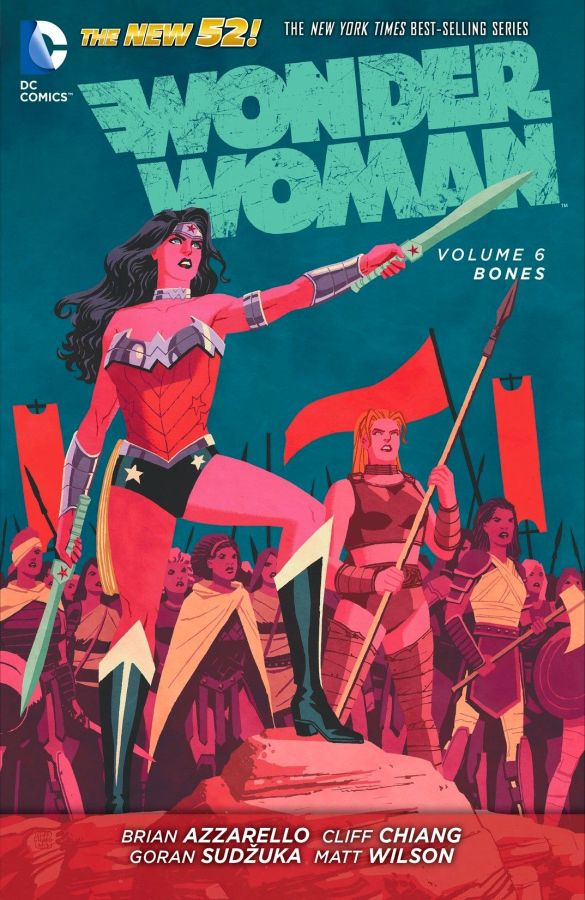 Wonder Woman (The New 52) Volume 6: Bones