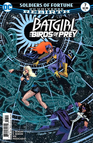 Batgirl and the Birds of Prey (DC Universe Rebirth) #7