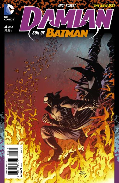 Damian: Son of Batman #4 (of 4)