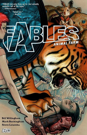 Fables Volume 02: Animal Farm