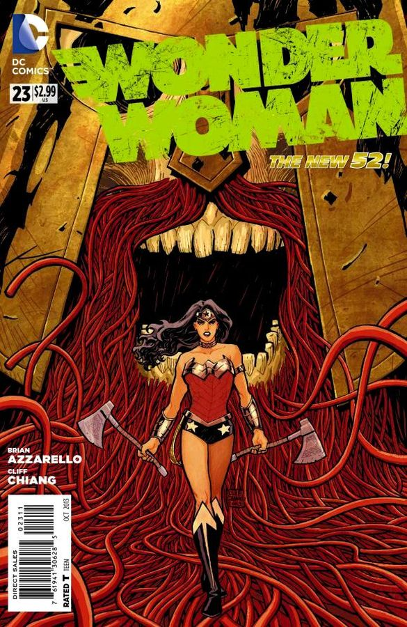 Wonder Woman (The New 52) #23