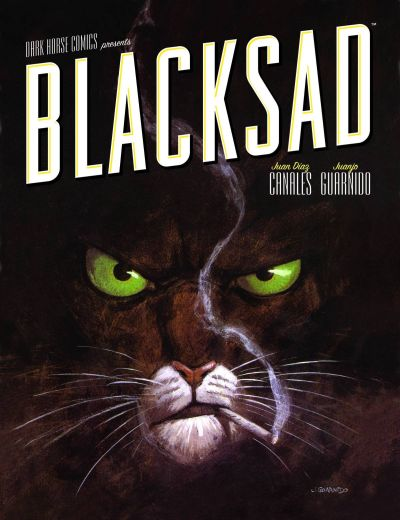 Blacksad Volume 1 HC