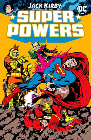 Super Powers by Jack Kirby Volume 1