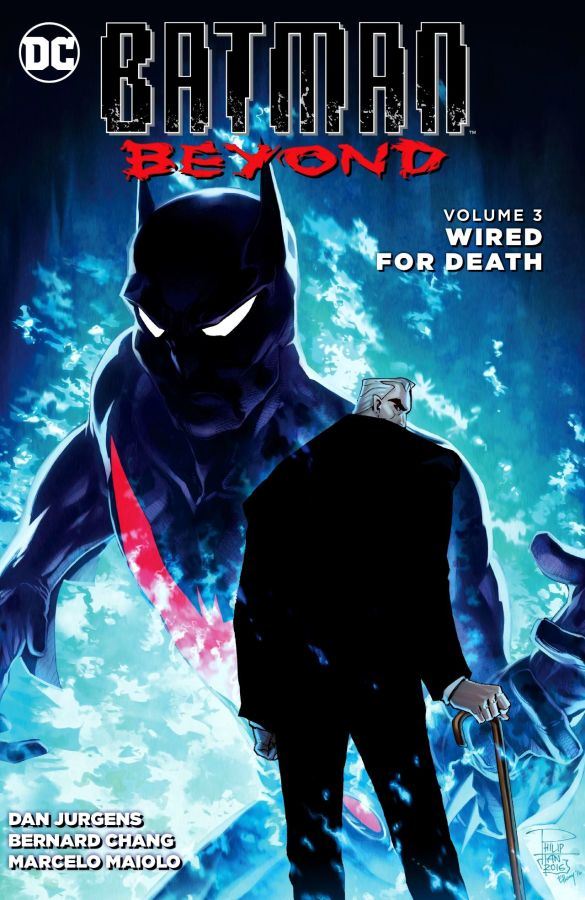 Batman Beyond (The New 52) Volume 3: Wired for Death