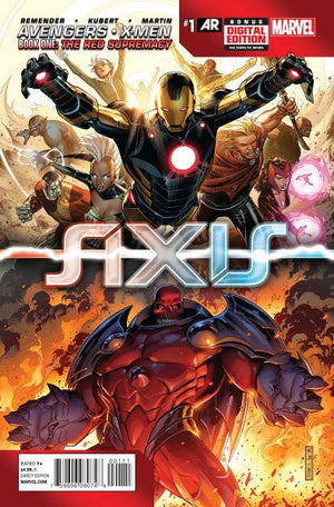 Avengers / X-Men: Axis #1 (of 9)