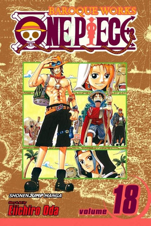 One Piece Volume 18