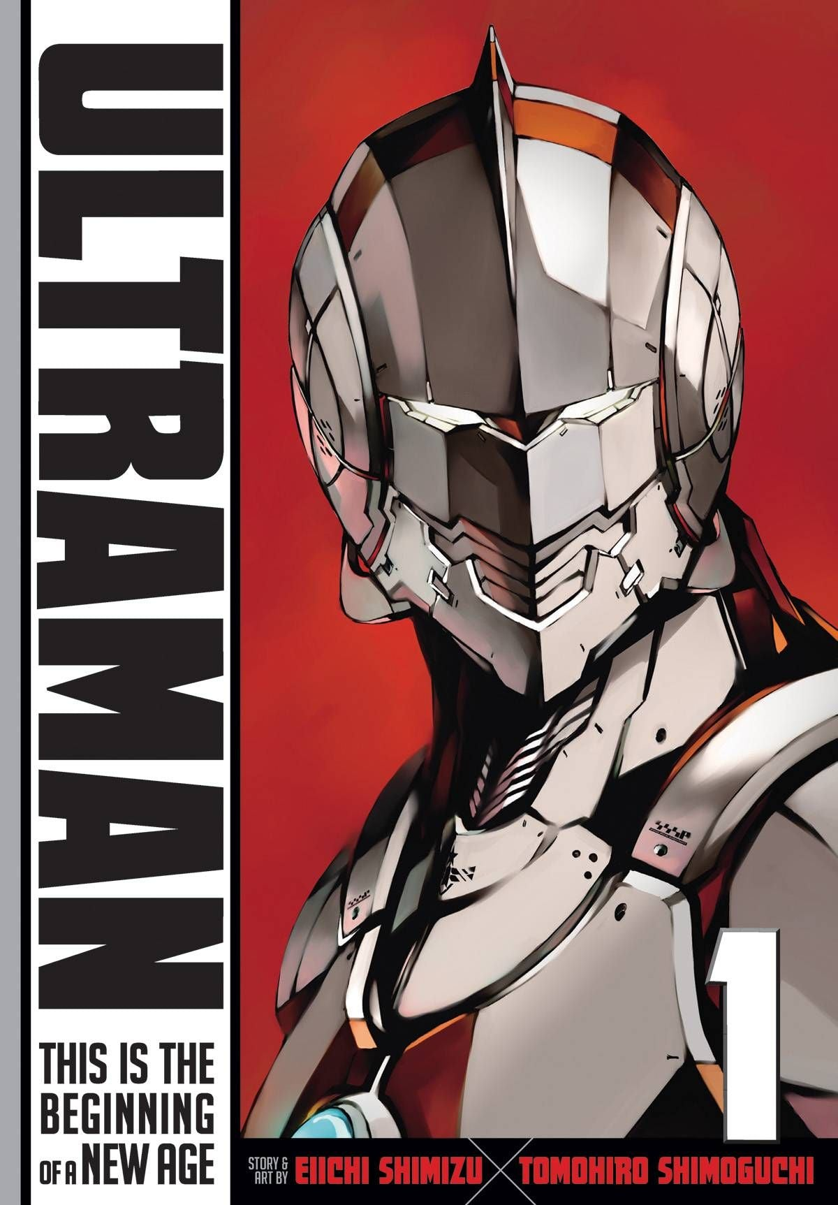 Ultraman Volume 01