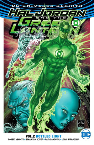 Hal Jordan and the Green Lantern Corps (DC Universe Rebirth) Volume 2: Bottled Light