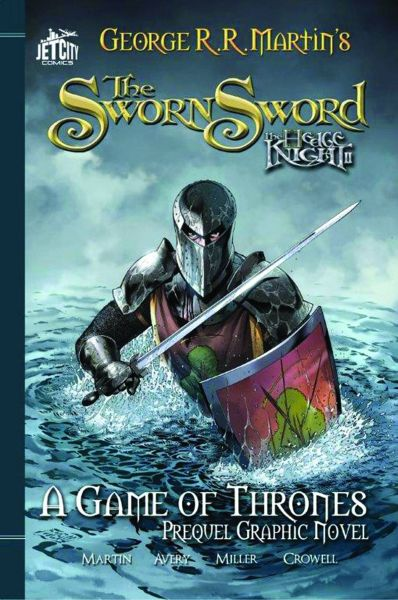 Hedge Knight Volume 2: Sworn Sword