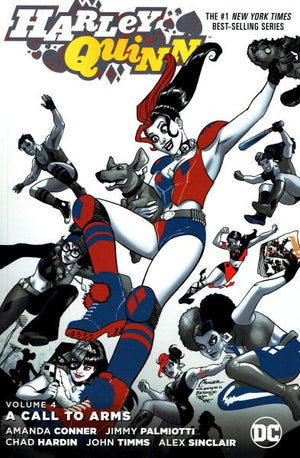 Harley Quinn (The New 52) Volume 4: A Call to Arms